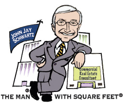 the man with square feet